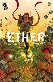 Ether #5 Cover