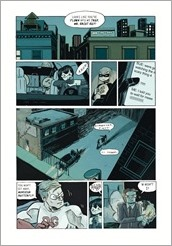 Henchgirl TPB Preview 1