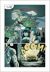 Henchgirl TPB Preview 2