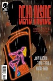 Dead Inside #4 Cover