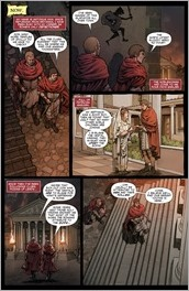 Britannia: We Who Are About To Die #1 First Look Preview 3
