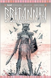 Britannia: We Who Are About To Die #1 Cover B - Mack