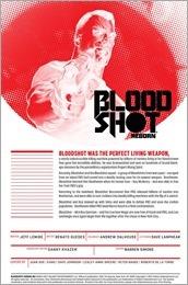 Bloodshot Reborn #0 Preview 1