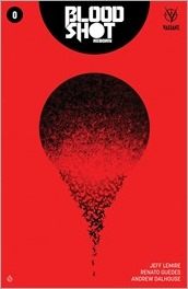 Bloodshot Reborn #0 Cover A - Doe