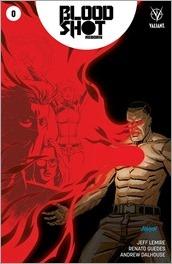 Bloodshot Reborn #0 Cover C - Johnson