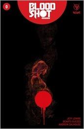 Bloodshot Reborn #0 Cover - Torre Spoiler Variant