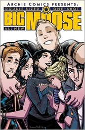 Big Moose One-Shot Cover