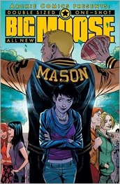 Big Moose One-Shot Cover - Smith Variant