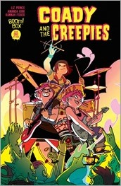 Coady and the Creepies #1 Cover A - Leyh