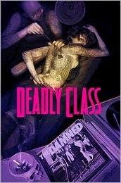 Deadly Class #27 Cover C - Del Rey