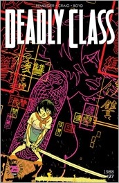Deadly Class #27 Cover A