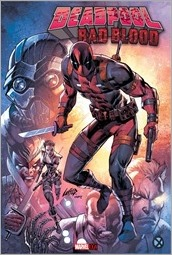 Deadpool: Bad Blood OGN Cover
