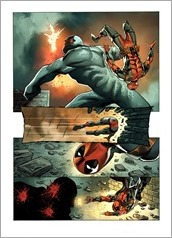 Deadpool: Bad Blood OGN Preview 2