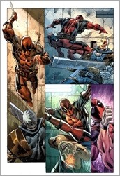 Deadpool: Bad Blood OGN Preview 5