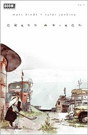 Grass Kings #1 Cover A
