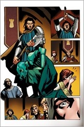 Immortal Brothers: The Tale of The Green Knight #1 First Look Preview 3