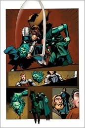 Immortal Brothers: The Tale of The Green Knight #1 First Look Preview 4