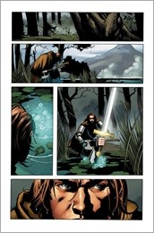 Immortal Brothers: The Tale of The Green Knight #1 First Look Preview 5