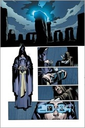 Immortal Brothers: The Tale of The Green Knight #1 First Look Preview 6