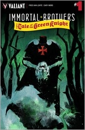 Immortal Brothers: The Tale of The Green Knight #1 Cover A - Nord
