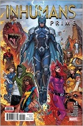Inhumans Prime #1 Cover
