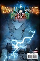 Inhumans Prime #1 Cover - Sook Variant