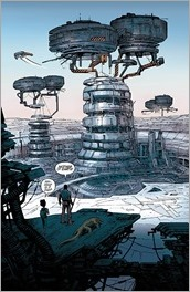Planetoid Praxis #2 Preview 4