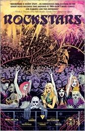 Rockstars #4 Cover