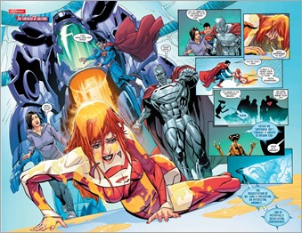Superwoman #9 Preview 2
