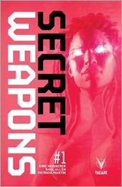 Secret Weapons #1 Cover