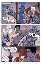 Saban's Power Rangers: Aftershock Preview 11