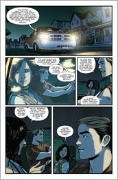 Saban's Power Rangers: Aftershock Preview 13