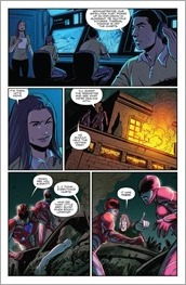 Saban's Power Rangers: Aftershock Preview 15