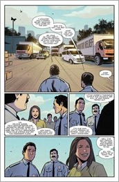 Saban's Power Rangers: Aftershock Preview 3