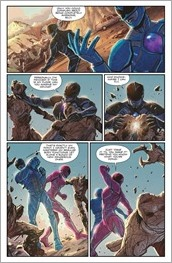 Saban's Power Rangers: Aftershock Preview 5