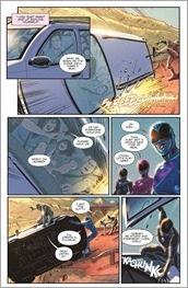 Saban's Power Rangers: Aftershock Preview 6