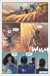 Saban's Power Rangers: Aftershock Preview 8