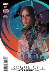 Star Wars: Rogue One Adaptation #1 Cover