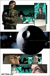 Star Wars: Rogue One Adaptation #1 First Look Preview 4