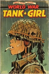 Tank Girl: World War Tank Girl #1 Cover A - Parson