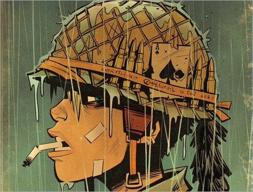 Tank Girl: World War Tank Girl #1