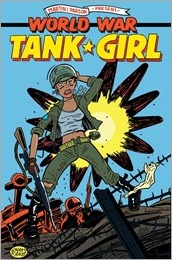 Tank Girl: World War Tank Girl #1 Cover C - Kane