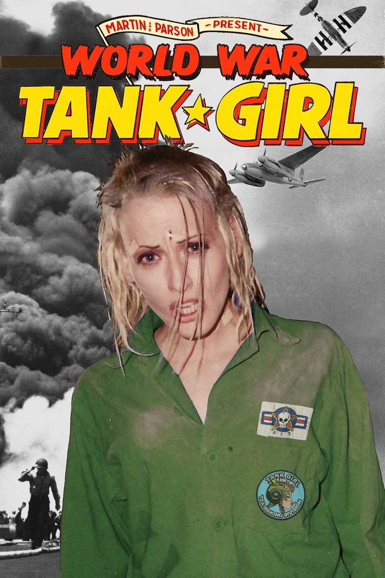 Preview Tank Girl World War Tank Girl 1 By Martin