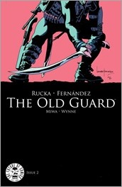 The Old Guard #2 Cover