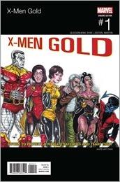 X-Men Gold #1 Cover - Davis Hip-Hop Variant