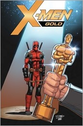 X-Men Gold #1 Cover - Lim Party Variant