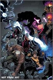 X-Men Gold #1 Cover - Marquez Variant