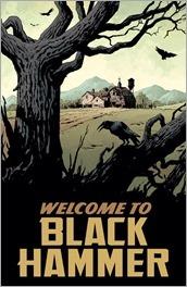 Black Hammer Volume 1: Secret Origins Preview 6