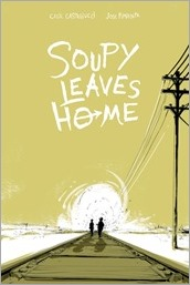 Soupy Leaves Home Cover