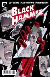 Black Hammer #8 Cover